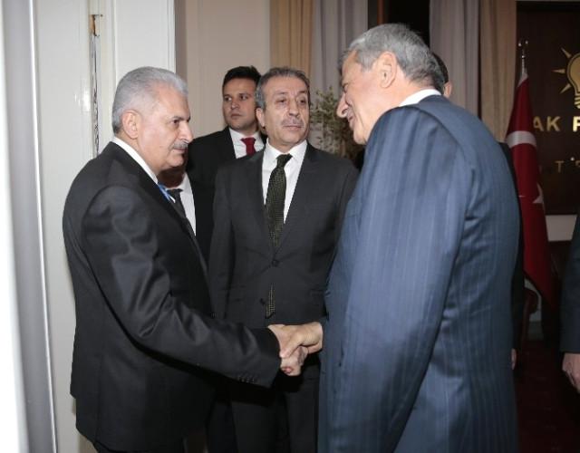 Başkanlar Ankara'da !