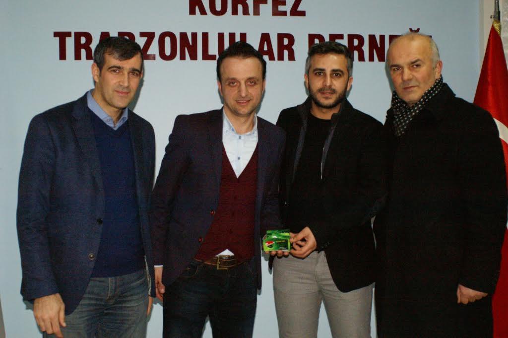 Birlikspor Trabzonlular'a konuk oldu