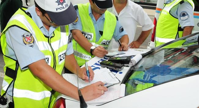 Trafik cezalarında yeni düzenleme
