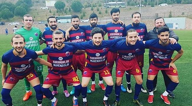 Beşköy ligde kaldı 3-2