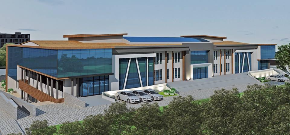 Çayırova'da Kültür Merkezi inşaası başladı!