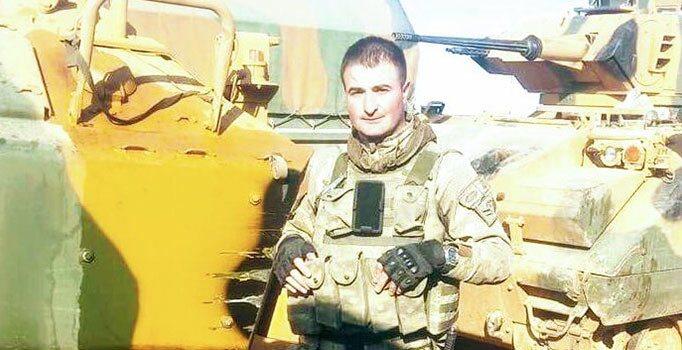Darıcalı Uzman Çavuş El Bab'da Şehit Düştü