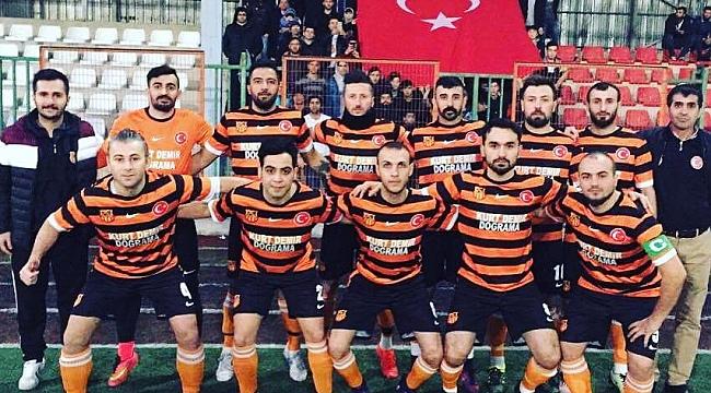 Yavuz Selim çok mutlu 3-0