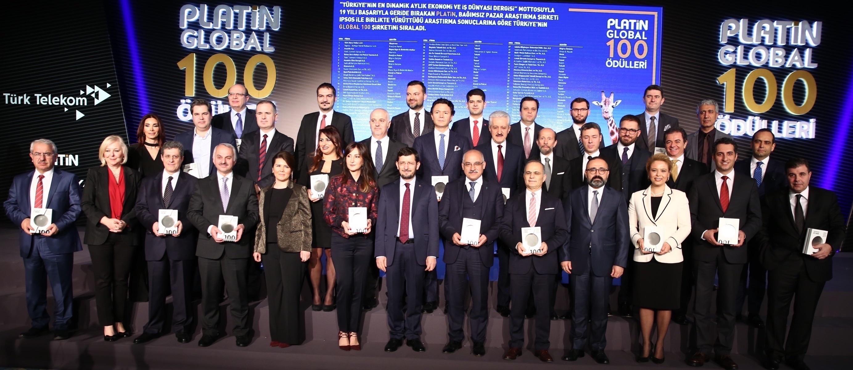 Global Türk Şirketlerinin ''Yıldız''ı