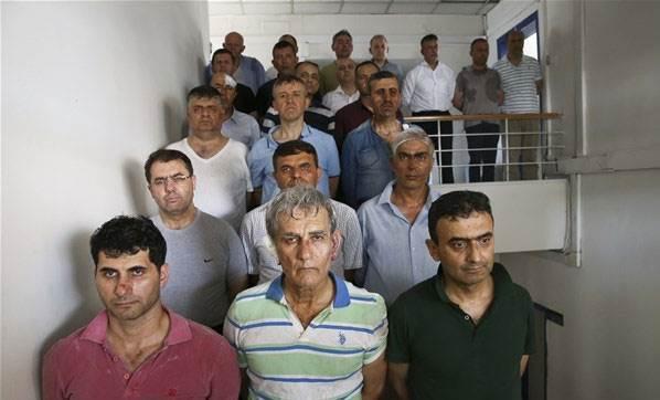 Yurtta Sulh Konseyinde 38 kişilik liste belli oldu