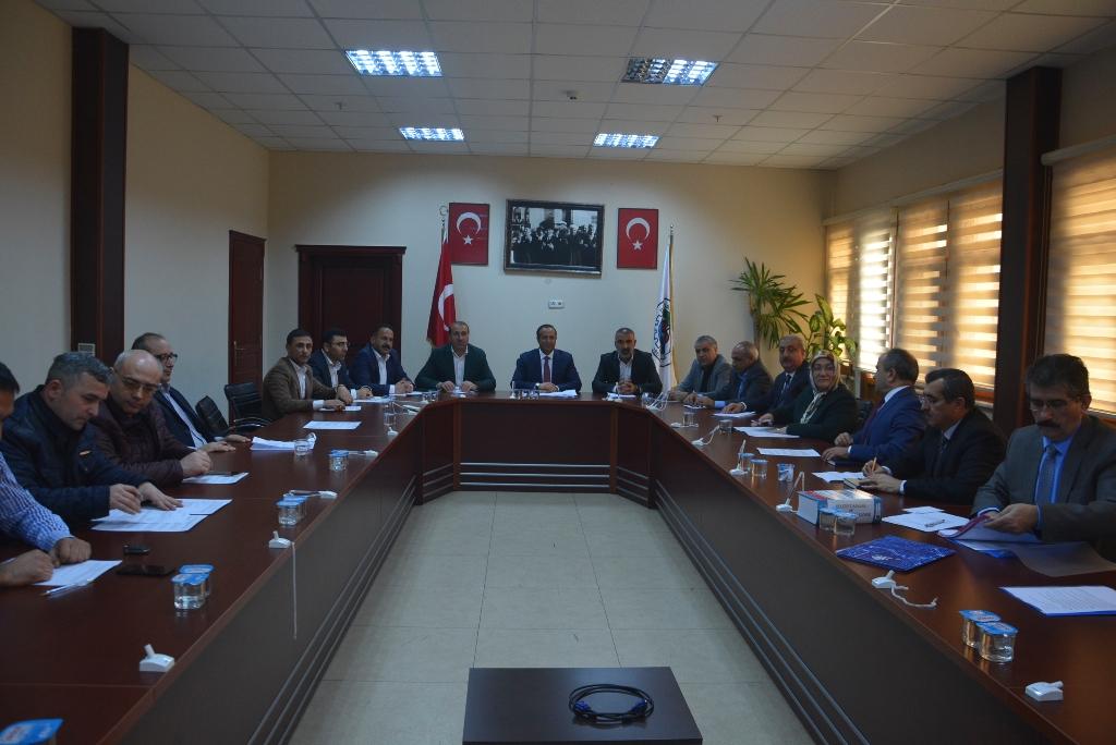 Dilovası Belediyesi Mart ayı meclisi gerçekleşti