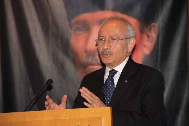 Kılıçdaroğlu, Gebze'de İş Adamlarıyla Bir Araya Geldi