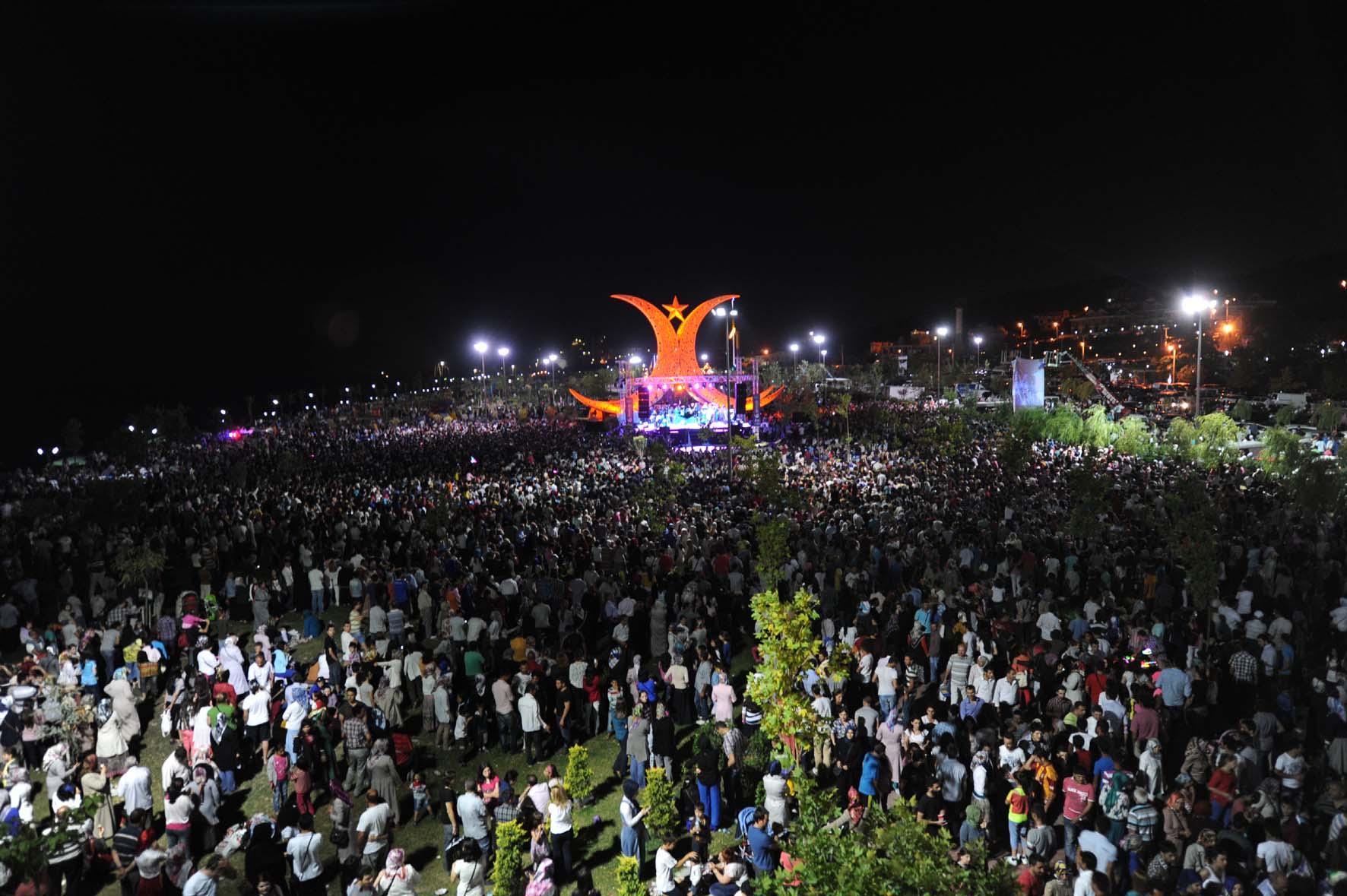 DARICA'DA FESTİVALLER YENİDEN BAŞLIYOR!