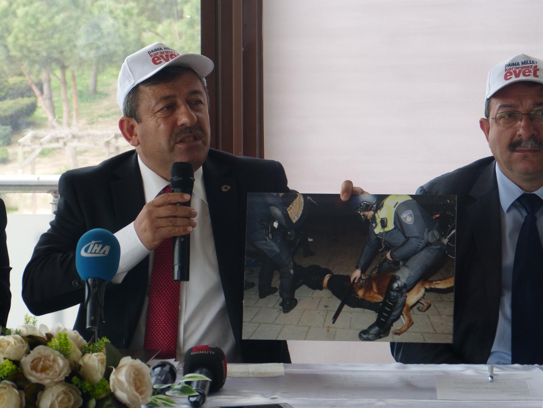 "BAŞKAN KARABACAK'TAN ""DİRİLİŞ'E DAVET"""