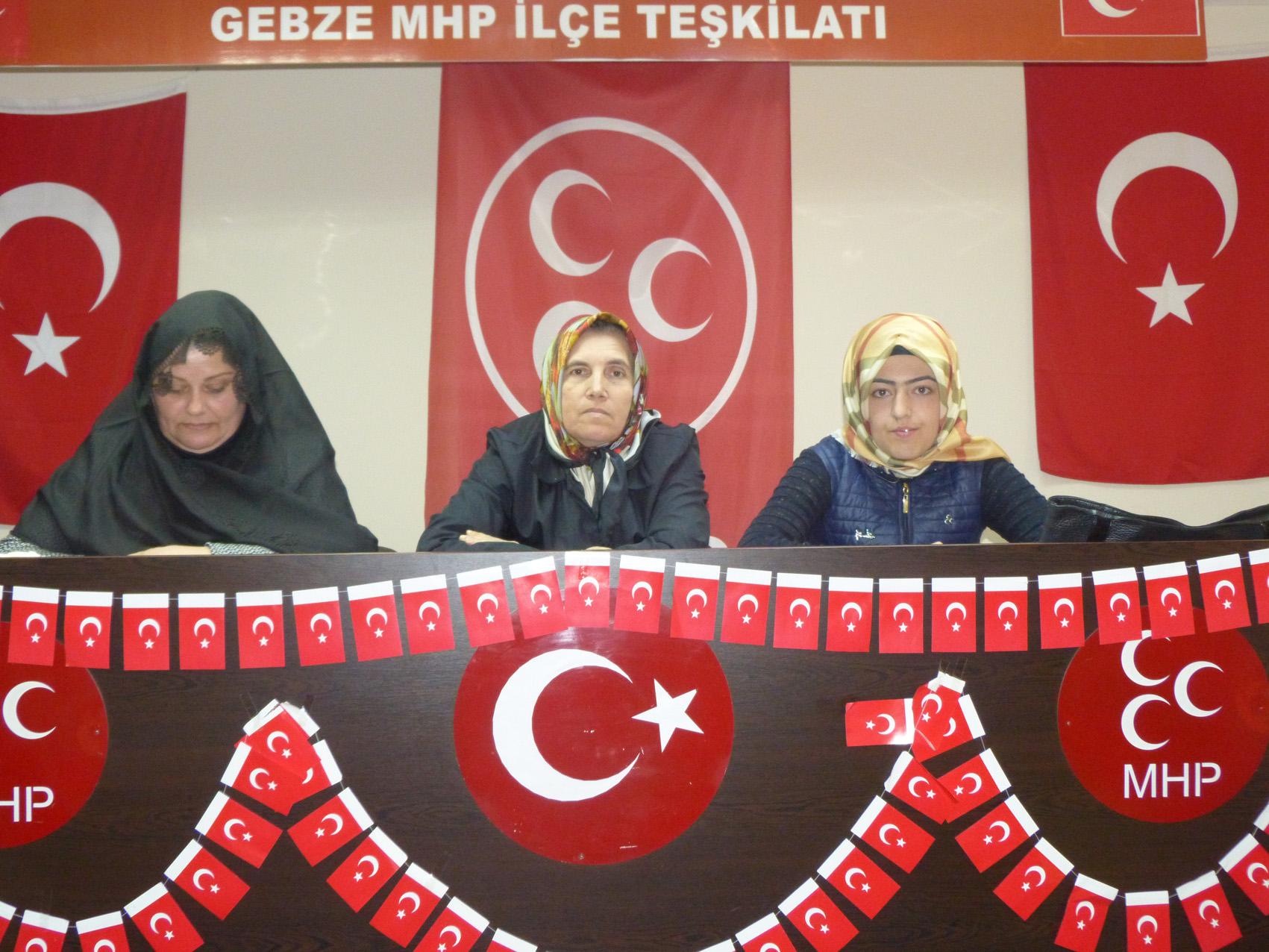 Başbuğ Alparslan Türkeş'e Mevlit!