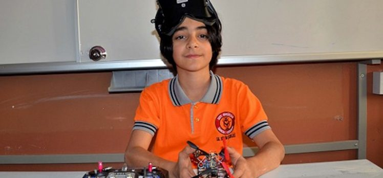 11 Yaşındaki Türk Öğrenciden terörün sonunu getirecek buluş!