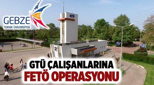 Eski GTÜ çalışanları gözaltına alındı!