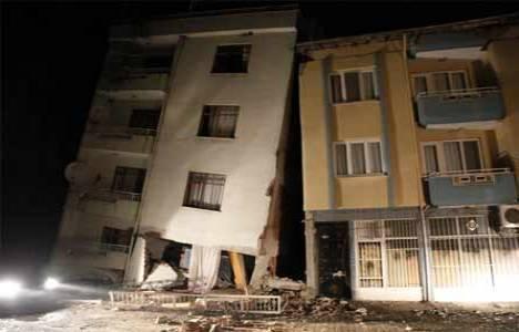 Depremde Hasar Gören Binalar Yeniden İnşa Edilecek!