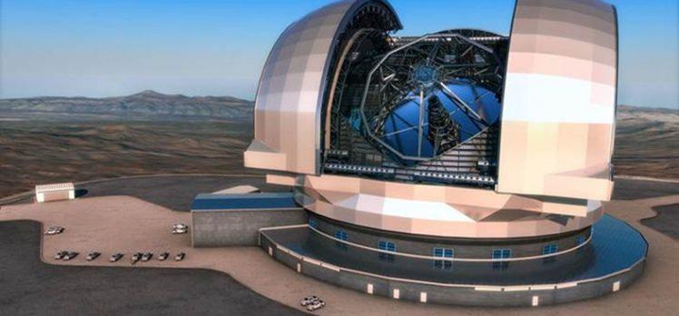 Dünyanın En Büyük Teleskobu 2024 Yılında Açılıyor!