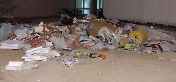 Farabi Devlet Hastanesi çöplük mü?