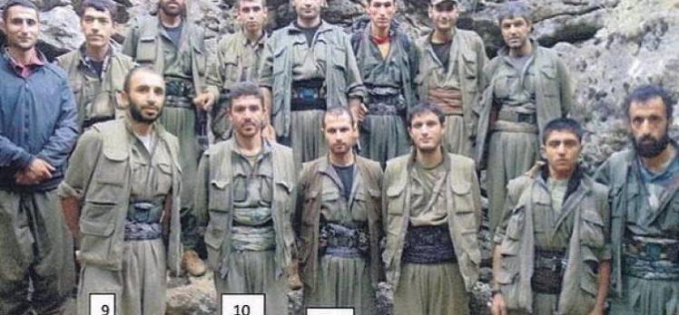İşte PKK'nın yok oluşunu özetleyen kare