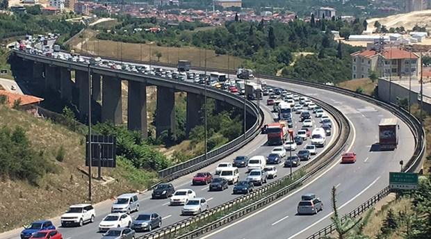 TEM Otoyolu trafiğe kapanacak