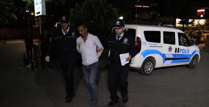 İzmit Otogarındaki Molada Kusan Uyuşturucu Satıcısı Yakalandı