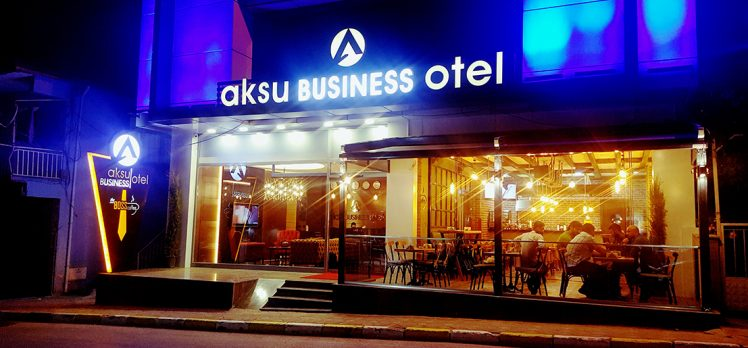 Dilovası'nın İlk Oteli Aksu Business Otel Kapılarını Açıyor!