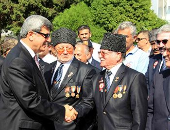 Başkan Karaosmanoğlu İzmit'in Kurtuluşunu Kutladı!