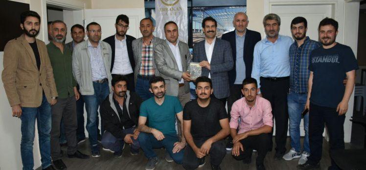 Cemil Yaman Erbakan Vakfına Konuk Oldu