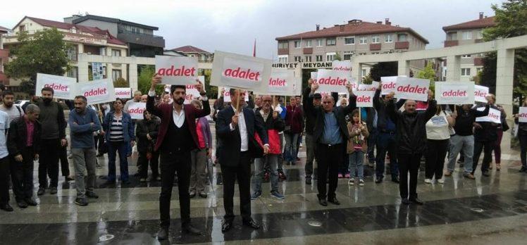 Darıca CHP'den Kılıçdaroğlu'na Destek!