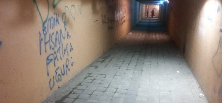 Vatandaşın Korku Tüneli..!