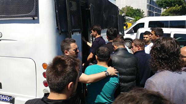 Güngören'deki çatışmanın failleri yakalandı