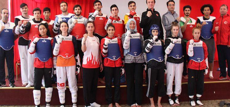 Tekvando Milli Takımı Dünya Şampiyonası'na Hazır