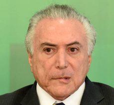 Brezilya Devlet Başkanı'na Yolsuzluk Suçlaması