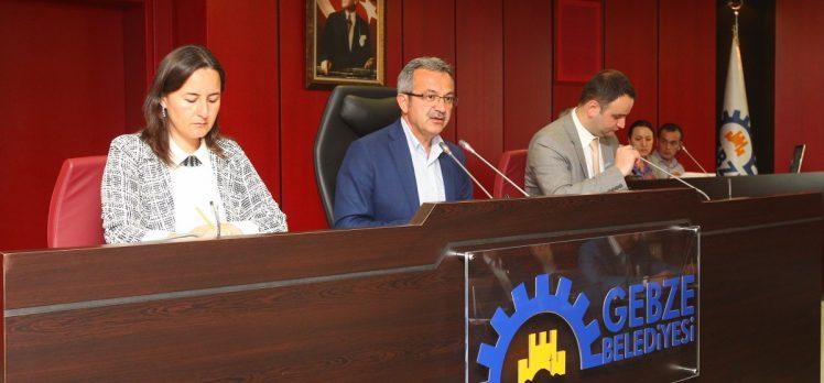 Gebze Ağustos Meclisi Toplanıyor