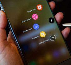 Galaxy Note 8'in çift arka kamerası diğer telefon kameralarından daha iyi olacak