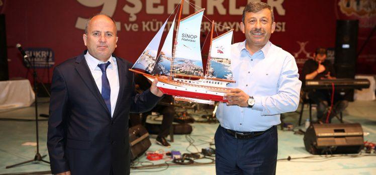 Darıca'da Sinop Rüzgârı