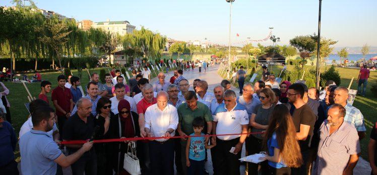 Darıca'da 15 Temmuz Fotoğraf Sergisi Açıldı