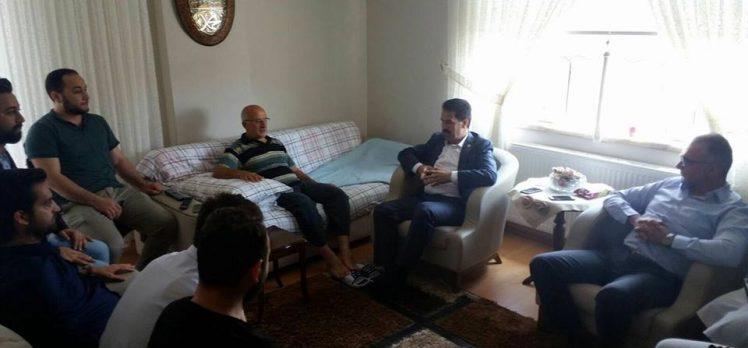 AK Parti'den Malkoç'a Ziyaret!