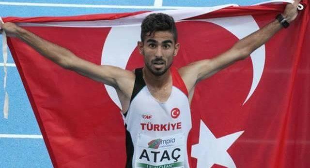 Darıca'lı Milli Atlet Avrupa Üçüncüsü Oldu