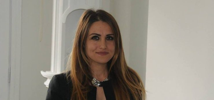 Yeliz Koray Adliyede!