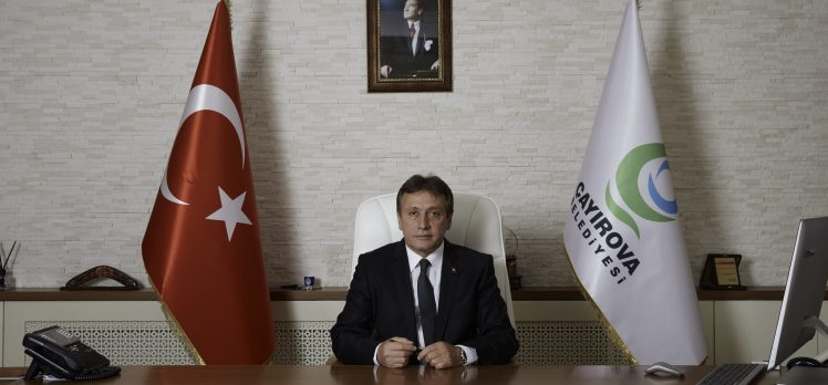 Başkan Demirci'den Bayram Mesajı!