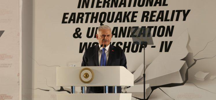 """Başbakan Yıldırım """"Kocaeli'de Depremin İzleri Silinmiştir"""""""