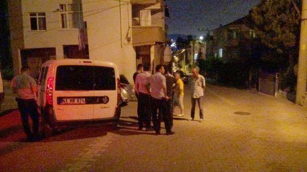 Darıca'da Polis Memurunun Babası Öldürüldü