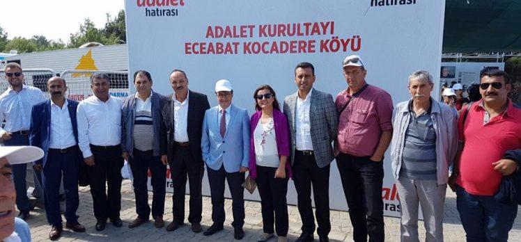 CHP Kocaeli Çanakkale'de