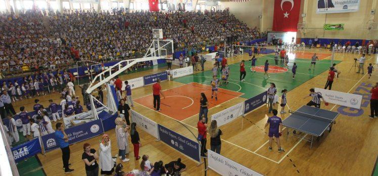Gebze Yaz Okulu'na Görkemli Final