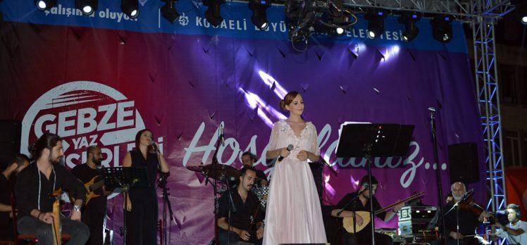 Gebze'de Türkü Dolu Bir Gece