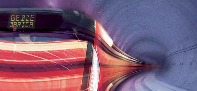 Gebze-Darıca Metrosu Hızlandı