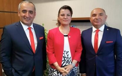 Milletvekilleri Gebze'de Toplanıyor