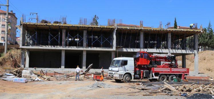 Gebze'de Projeler Hızla Yükseliyor