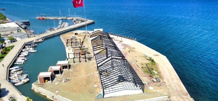 Türkiye'nin Dev Bayrağı Kocaeli'de Yükseldi