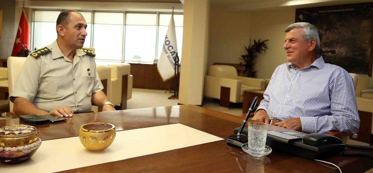 """Başkan Karaosmanoğlu, """"Bu Görevi Azim Ve Kararlılıkla Yapacağınıza İnanıyorum"""""""