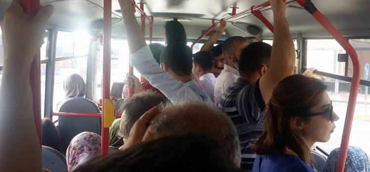 Bu Otobüs, Bugün Zamlı!