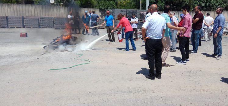 Darıca'da Personel Eğitimleri Sürüyor